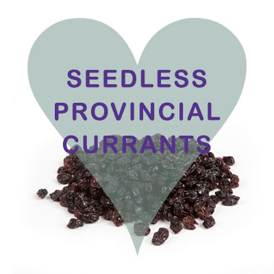 Scoops Seedless Provincial Currants