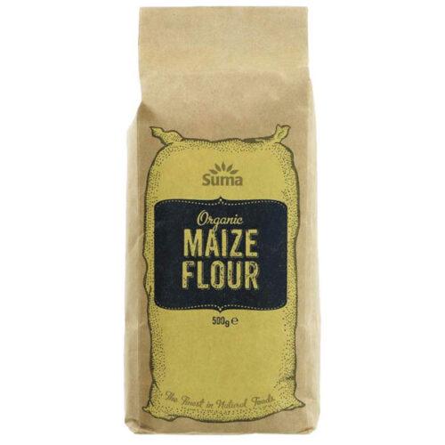 Suma Organic Maize Flour