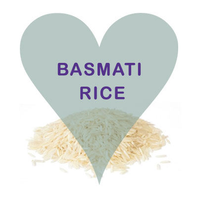 Scoops Basmati Rice