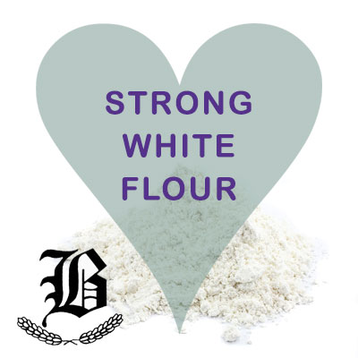 Bradshaws of Driffield Strong Flour
