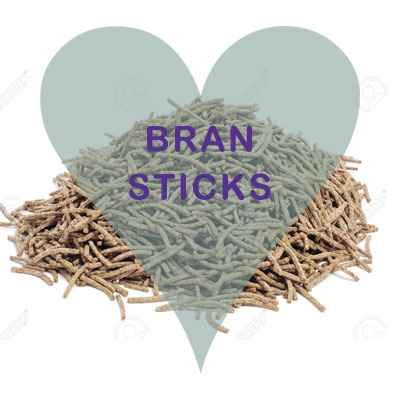 Scoops Bran Sticks Cereal