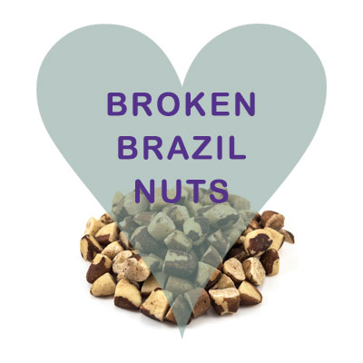 Scoops Broken Brazil Nuts