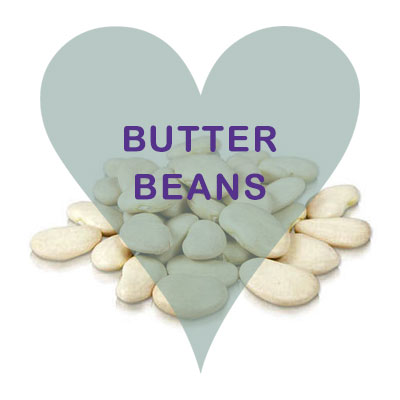 Scoops Butter Beans
