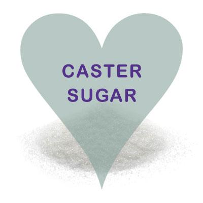 Scoops Caster Sugar