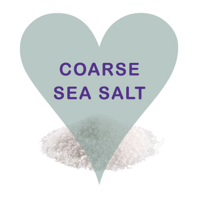 Scoops Coarse Sea Salt