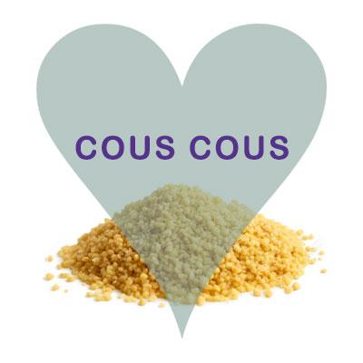 Scoops Couscous