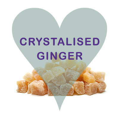 Scoops Crystalized Ginger