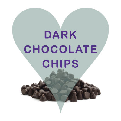 Scoops Dark Chocolate Chips
