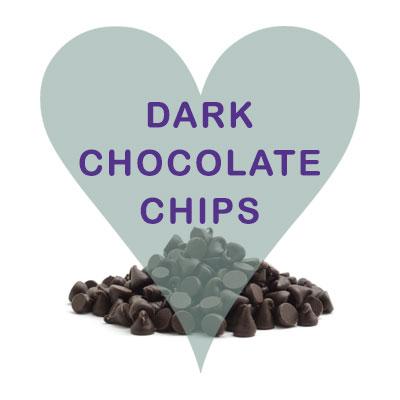 Scoops Dark Chocolate Chips