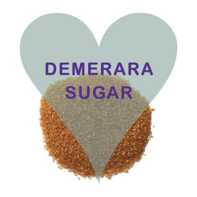 Scoops Demerara Sugar