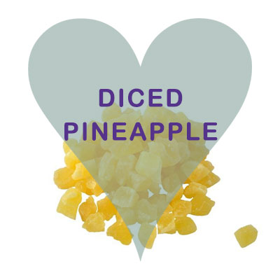 Scoops Diced Pineapple