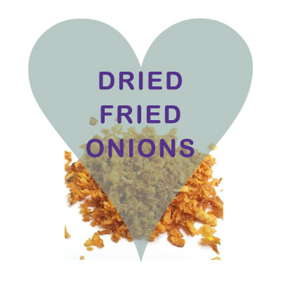 Scoops Dried Fried Onions