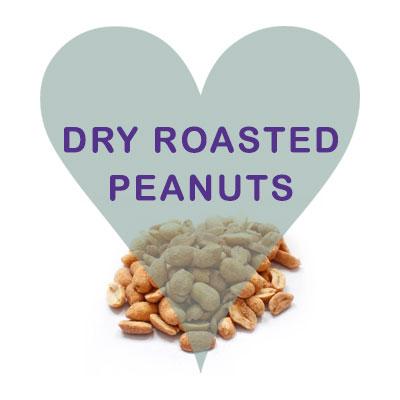 Scoops Dry Roasted Peanuts