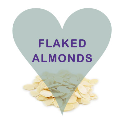 Scoops Flaked Almonds