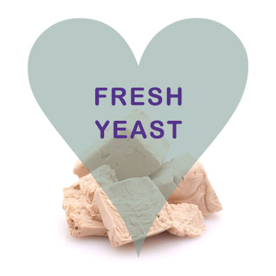 Fresh Yeast from Scoops Malton