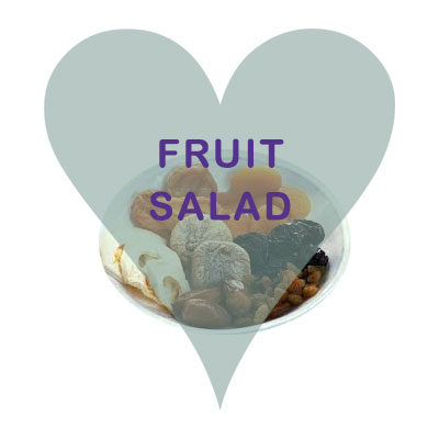 Scoops Fruit Salad (Prunes, Apricot, Figs, Apple, Pear)