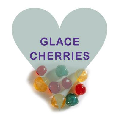 Scoops Glacé Cherries