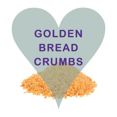 Scoops Golden bread Crumbs