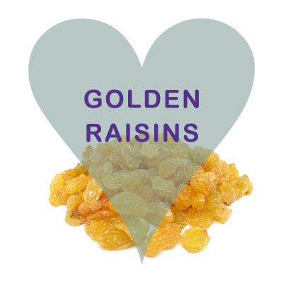 Scoops Golden Raisins