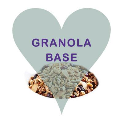 Scoops Granola Base