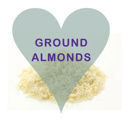Scoops Ground Almonds