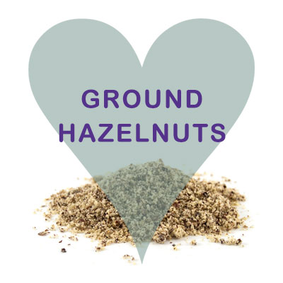 Scoops Ground Hazelnuts