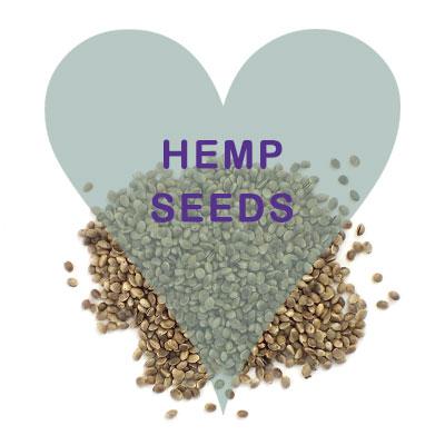 Scoops Hemp Seeds