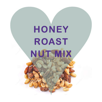 Scoops Honey Roast Nut Mix