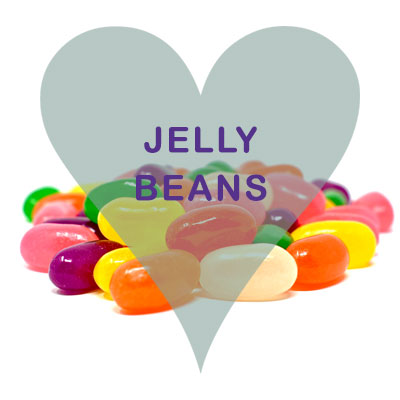 Jelly Beans pick and mix