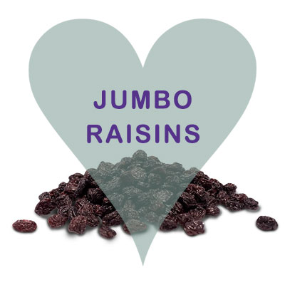 Scoops Jumbo Raisins