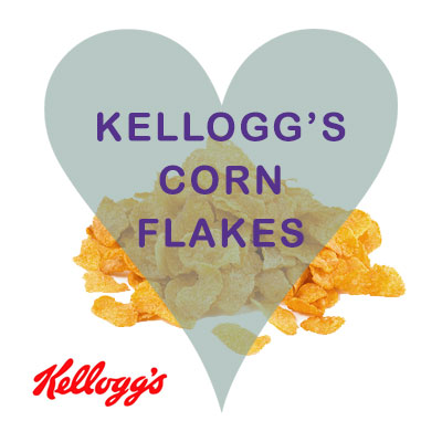 Corn Flakes Cereal