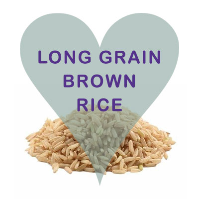 Scoops Long Grain Brown Rice