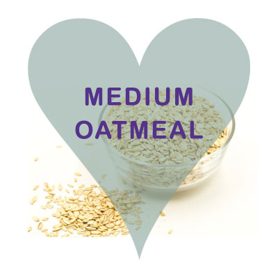 Scoops Medium Oatmeal