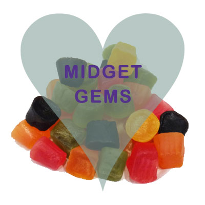 Scoops Midget Gems Pick and Mix