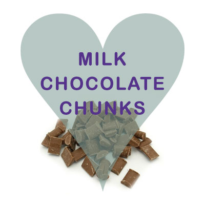 Scoops Milk Chocolate Chunks