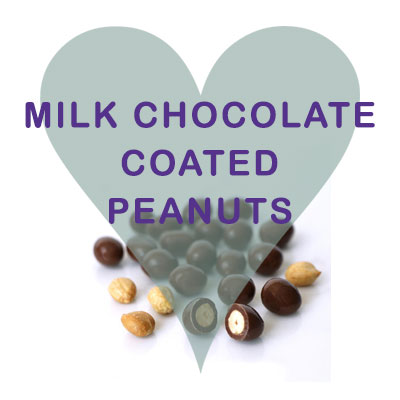 Scoops Milk Chocolate coated Peanuts