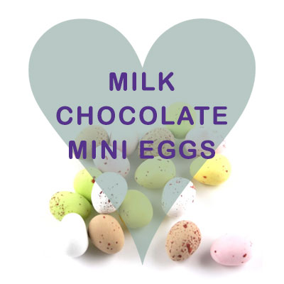 Scoops Milk Chocolate mini eggs