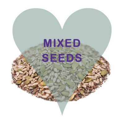 Scoops Mixed Seeds