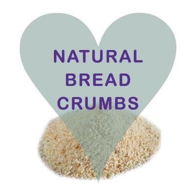 Scoops Natural bread Crumbs