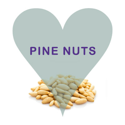 Scoops Pine Nuts