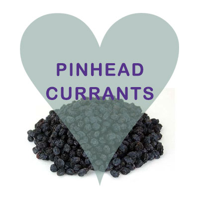 Scoops Pinhead Currants