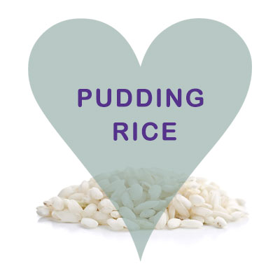 Scoops Pudding Rice