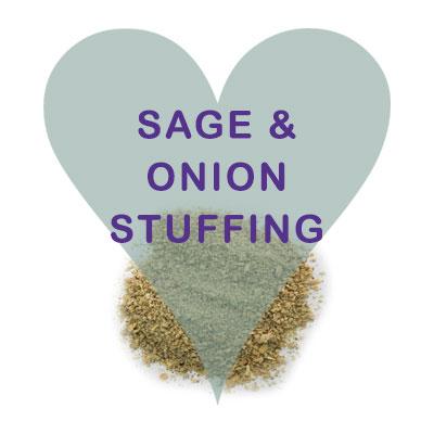 Sage & Onion Stuffing Mix