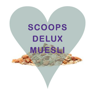 Scoops Deluxe Muesli