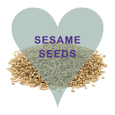 Scoops Sesame Seeds