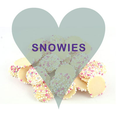 Snowies pick and mix