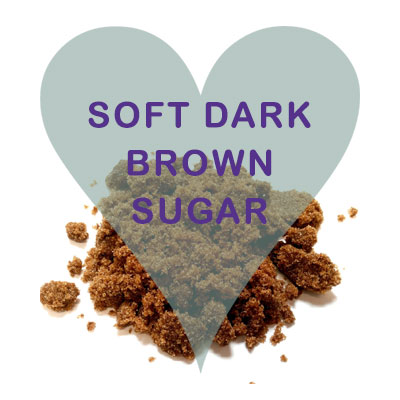 Scoops Soft Dark Brown Sugar