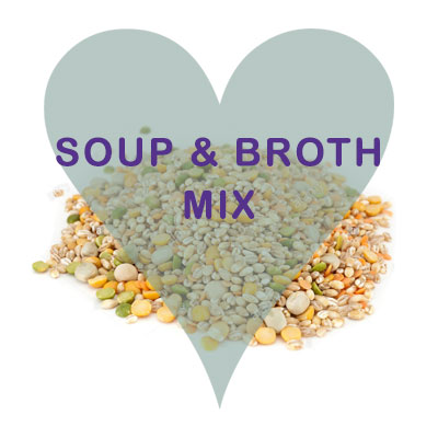 Scoops Soup and Broth Mix