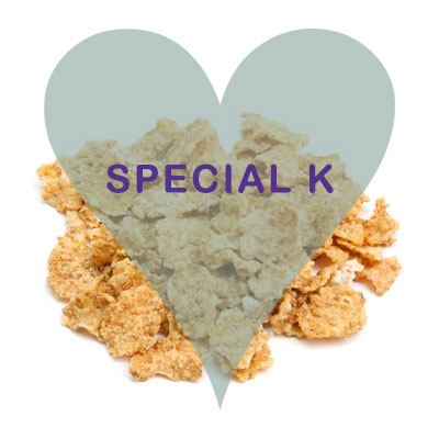 Scoops Special K Cereal
