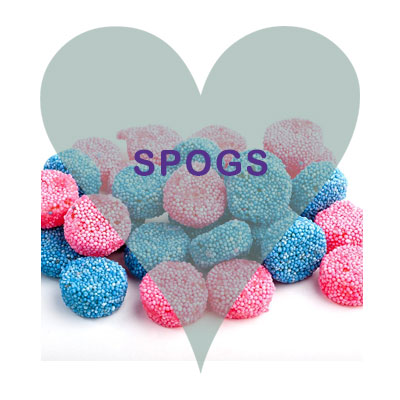 Spogs pick and mix